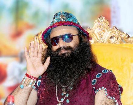 Gurmeet Ram Rahim Singh Guru spirituale indiano