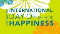 Le Nazioni Unite (ONU) nel 2012 ha dichiarato il 20 marzo come la Giornata Internazionale della Felicità. Il giorno riconosce che la felicità è un obiettivo fondamentale della persona umana, invita i paesi ad avvicinarsi a politiche pubbliche in modo da migliorare il benessere di tutti i popoli. Le Nazioni […]