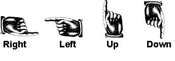 Test mano sinistra mano destra