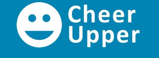 Cheer Upper - Twitter