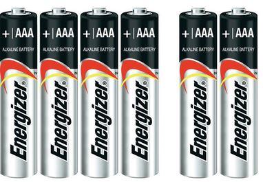 batterie alcaline metodo per vedere se sono cariche