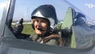 Joy Lofthouse ha 92 anni è una delle poche veterane donne pilota della Seconda Guerra Mondiale a tornare ai comandi di un aereo, con l'aiuto di un co-pilota per gestire il decollo e l'atterraggio da Boultbee Flight Academy a Chichester, in occasione del 70° anniversario della fine della guerra, ha […]