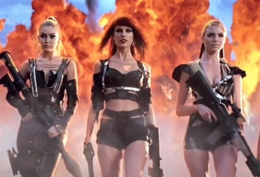 Taylor Swift video Bad Blood record visualizzazioni su Vevo