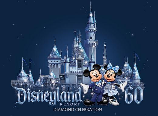 Disneyland 60° anniversario