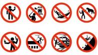 """La polizia russa dopo decine di morti e centinaia di feriti causati da pose ad alto rischio, ha deciso di lanciare una nuova campagna per la sicurezza pubblica denominata """"Selfie sicuro"""". Ha creato una serie di cartelli simili a segnali stradali (vedi), con figure stilizzate raffiguranti la maggior parte di […]"""