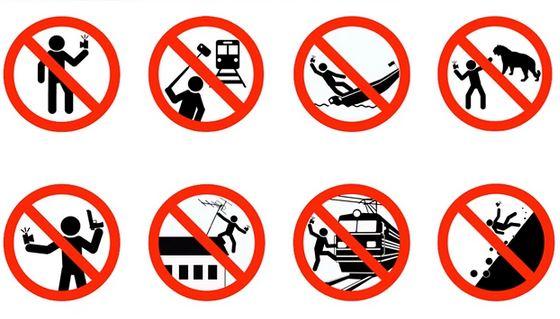 Selfie sicuro - Russia