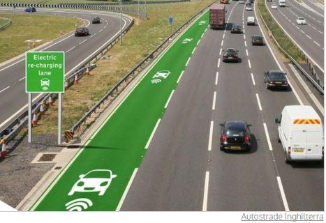 Autostrade Inghilterra