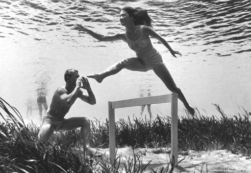 Foto subacquea di Bruce Mozert