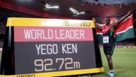 Il keniano Julius Yego il 26 agosto 2015 ai campionati mondiali di atletica a Pechino ha vinto una medaglia d'oro nel lancio del giavellotto. Il suo lancio di 92.72 metri non era lontano dal record mondiale di 98.48 metri di Jan Zelezny della Repubblica ceca. Ciò che è notevole è […]