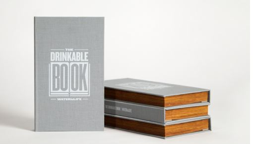 The Drinkable Book