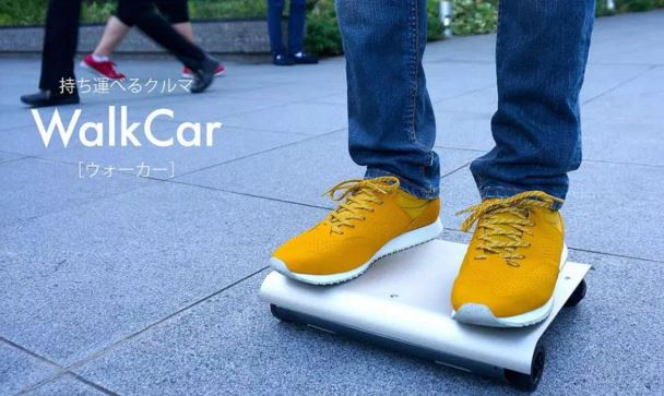 WalkCar skateboard