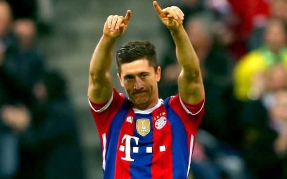 Lewandowski record