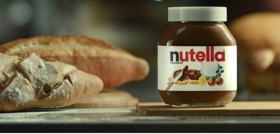 Nutella barattolo
