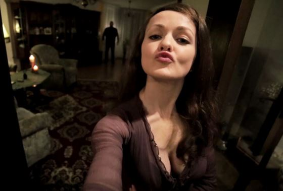 Selfie da paura