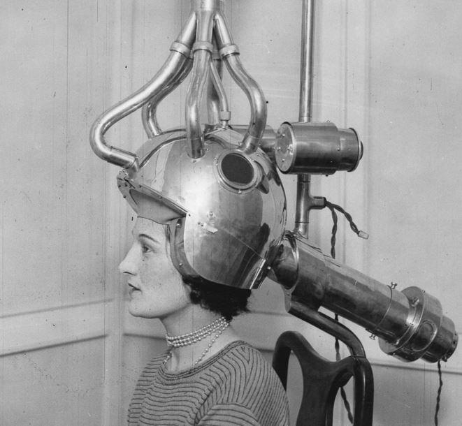 asciugacapelli storia - foto