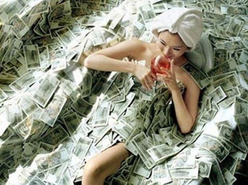 tabù soldi