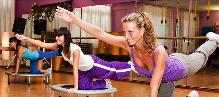 Palestra attività fisica farmaco