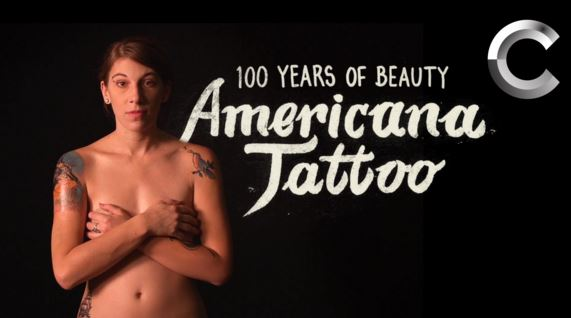 Casey Lubin 100 years of beauty American a Tattoo