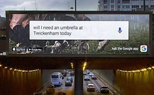 Pubblicità cartelloni DoubleClick