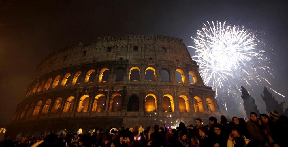 Capodanno 2016 Colosseo