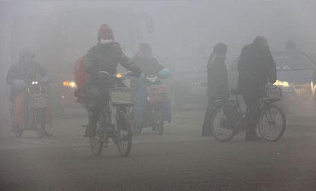 Cina smog