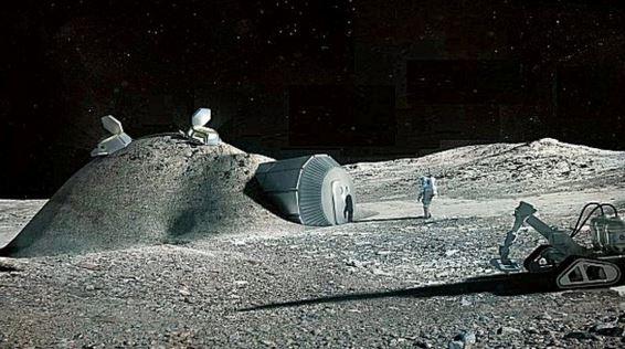 Colonie lunari
