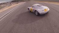 Il video registrato con una fotocamera digitale POV montata sul casco del pilota dura poco più di 2 minuti. Il giro intorno al Mazda Raceway di Laguna Seca, ci permette di stare al volante di 20 iconiche auto da corsa che hanno fatto la storia di Porsche in un arco […]