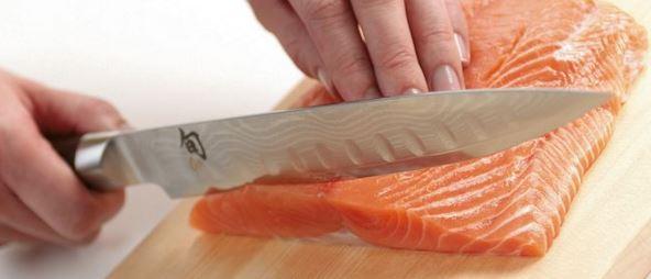 affinare coltello trucco