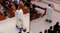 Hoverboard il piccolo skateboard elettrico ha conquistato tutti dai bambini alle celebrità che cercano, di portarlo al seguito anche sugli aerei, ora ha conquistato anche i sacerdoti, hanno iniziato a usarlo nelle chiese. La scorsa settimana di vacanze, un sacerdote nelle Filippine durante la messa è stato filmato mentre a […]