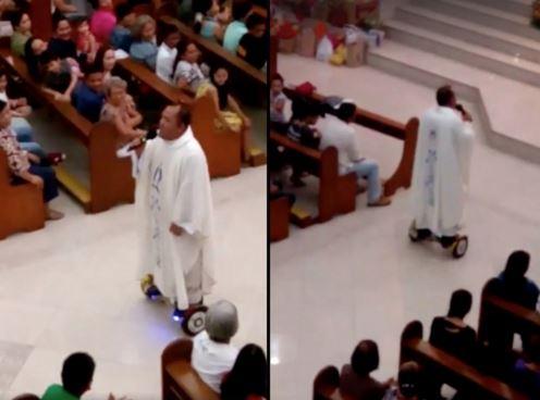 sacerdote hoverboard