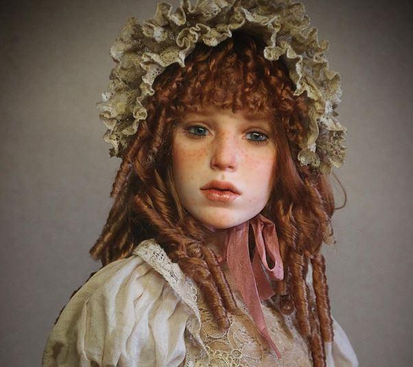Bambole realistiche di Michael Zajkov