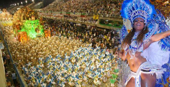 Carnevale 2016 - Samba Parade