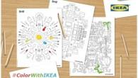 IKEA sfruttando la recente moda per i libri per adulti da colorare, gratuitamente ha rilasciato i suoi disegni.Le pagine (come specificato più avanti) sonodisponibili per il download. IKEA sul suo blog statunitense ha scritto: «La pazzia delle vacanze è finita, mentre eravamo tristi nel metterle da parte, ora nel dopo […]