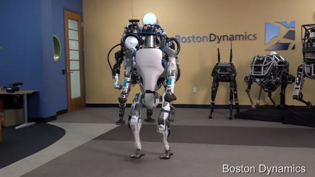 Atlas robot umanoide