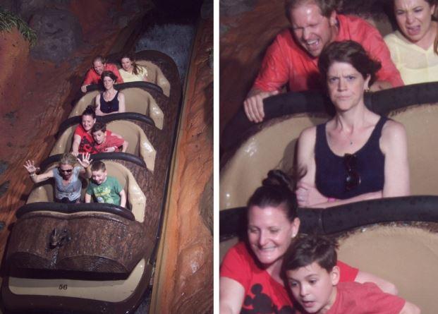 Donna arrabbiata Disney