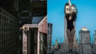 """Il fotografo giapponese Mar Shirasuna è salito ad altezze vertiginose per scattare sbalorditive foto di modelle sul bordo dei grattacieli più alti di New York City (clicca l'immagine per vedere altre foto). La serie di foto incredibili, dal titolo """"La Bella e New York"""", ha visto Mar Shirasuna scalare più […]"""