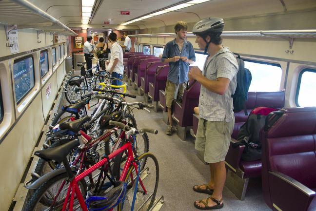 Pendolari in bicicletta
