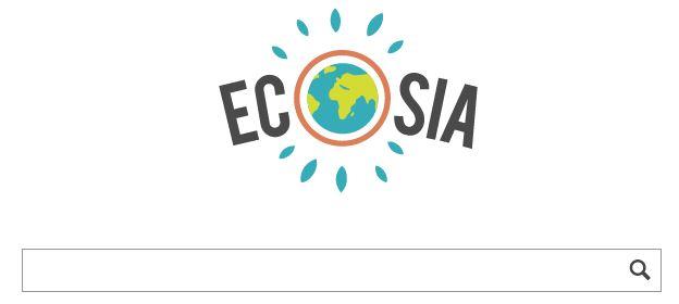 Ecosia motore di ricerca