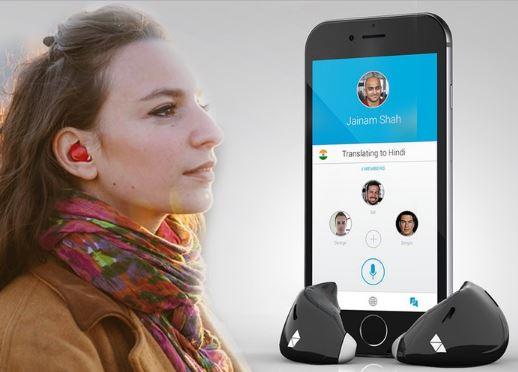 Pilot auricolare traduttore lingue in tempo reale