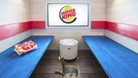 Burger King può essere famoso per gli hamburger alla brace, ora per aumentare il prestigio nel suo ristorante a Helsinki ha aperto il primo centro benessere! C'è una sauna per 15 persone, un TV da 48 pollici, doccia, servizi igienici, spogliatoio, e una sala multimediale con un grande schermo piatto, […]