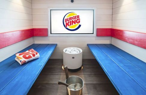 Burger King Sauna Fast food