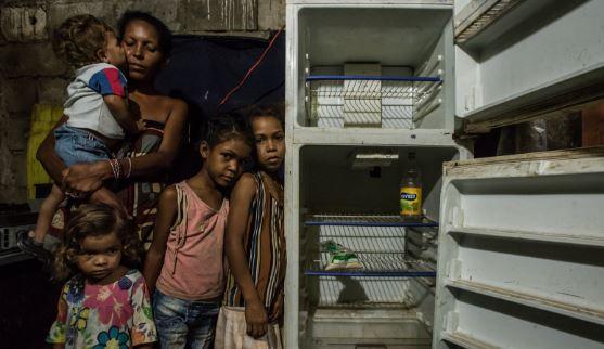 Venezuela carenza di cibo