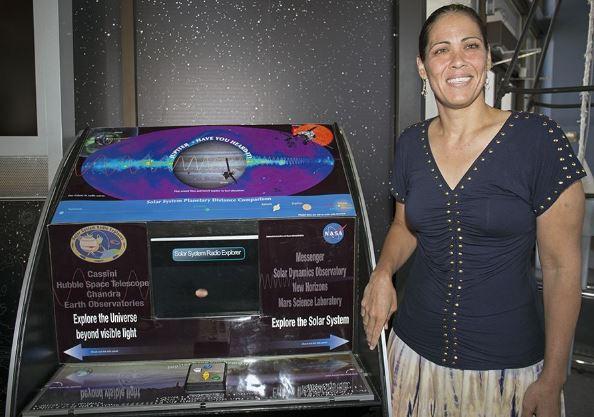 Wanda Diaz Merced scienziata astronoma non vedente