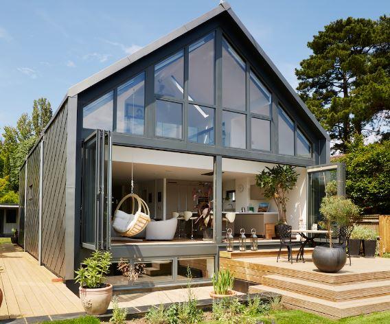Casa anfibia