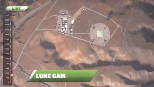 Luke Aikins lancio senza paracadute