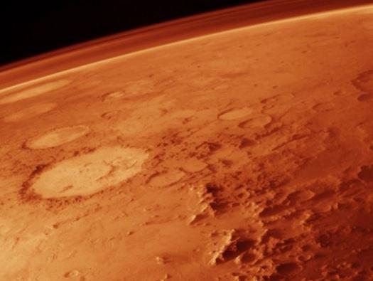 Marte acqua