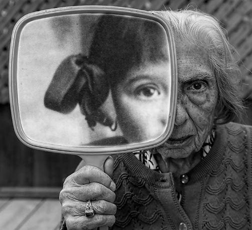 Tony Luciani foto della mamma