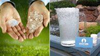 La pioggia solida per oltre un decennio ha aiutato i contadini messicani a combattere gravi periodi di siccità. La polvere miracolosa in realtà è un polimero super assorbente in grado di assorbire l'acqua fino a 500 volte la sua dimensione originale e tenerla nel terreno per un massimo di un […]