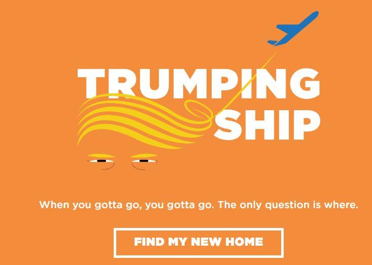 Trumping Ship