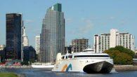 """Incant cantiere nautico australiano ha costruito Francisco la nave più veloce del mondo può viaggiare fino a 107 chilometri l'ora,descritta come un """"natante dual-fuel ad alta velocità e traghetto passeggeri"""", è alimentata da due motori a reazione modificati alla guida di una coppia di getti d'acqua. Kim Clifford amministratore delegato […]"""